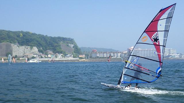 ウィンドサーフィンスクールトップイメージ